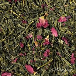 Sencha Sakura - Grüner Tee
