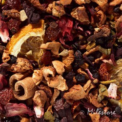 Feuerzangenbowle - Weihnachtstee - Früchte-Tee