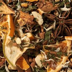 Sternenpunsch - Weihnachtstee - Früchte-Tee