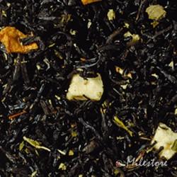 Kandierter Apfel - Weihnachtstee - Schwarzer Tee
