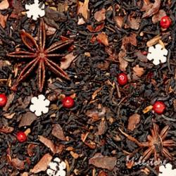 Schokoladen Grog - Weihnachtstee - schwarzer Tee