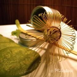 Matcha Besen - Traditionelle Japanische Teekultur - Chasen