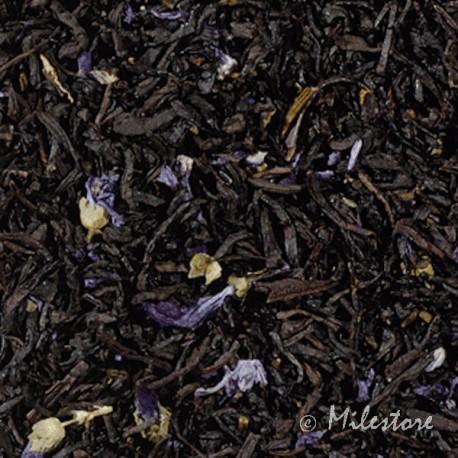 Earl Grey - Blue Flower - Ceylon - Schwarzer Tee