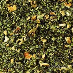 Mate Sweet Orange - Südamerika - Aromatisierter Kräutertee