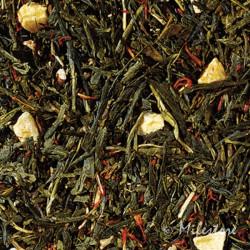 Sencha roter Ginseng - Aromatischer Grüntee